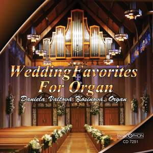 Mendelssohn, Bach, Clarke, Purcell: Wedding Favorites for Organ
