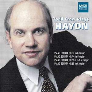 Todd Crow Plays Haydn