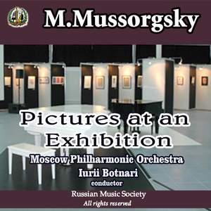 Borodin: Prince Igor Opera - Mussorgsky: Pictures at an Exhibition - Tchaikovsky: Sleeping Beauty, Spanish Dance, Hungarian Danc