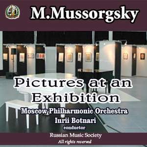 Borodin: Prince Igor Opera - Mussorgsky: Pictures at an Exhibition - Tchaikovsky: Sleeping Beauty, Spanish Dance, Hungarian Danc Product Image