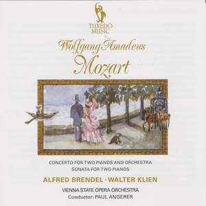 Mozart: Works for two pianos
