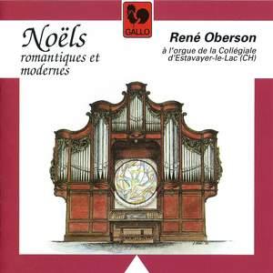 Noëls romantiques et modernes (Romantic and Modern Christmas) Product Image