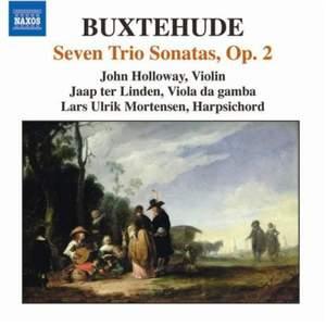 Buxtehude: Seven Trio Sonatas, Op. 2, BuxWV 259-265