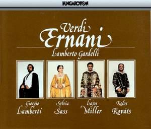 Ernani: Giuseppe Verdi Product Image