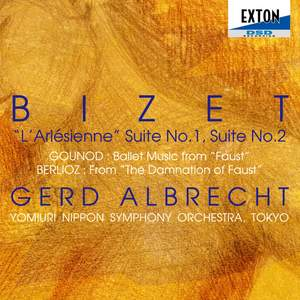 Bizet: L'Arlesienne Suite No. 1 and No. 2