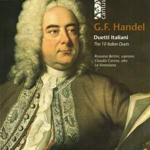 Handel: The 10 Italian Duets