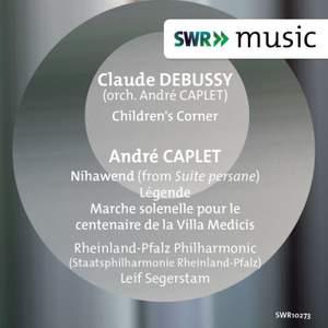 Debussy & Caplet: Orchestral Works