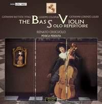 The Bass Violin Solo Repertoire