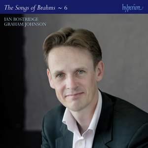 Brahms: The Complete Songs Volume 6 (Ian Bostridge)