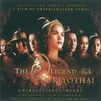 Harvey, R: The Legend of Suriyothai (OST)