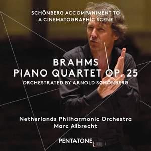 Brahms/Schoenberg: Piano Quartet Op. 25