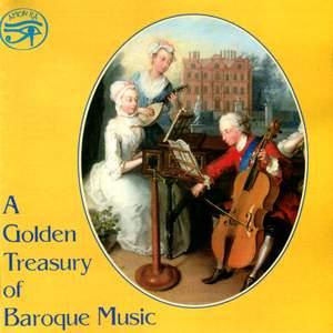 A Golden Treasury of Baroque Music (on original instruments)