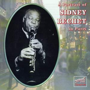A Portrait Of Sidney Bechet In Paris Product Image