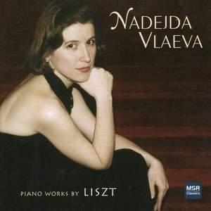 Nadejda Vlaeva - A Liszt Recital