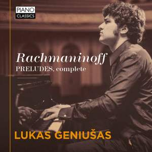 Rachmaninoff: Complete Preludes