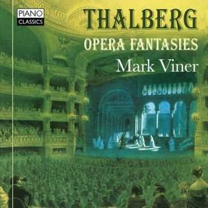 Thalberg: Opera Fantasies Product Image