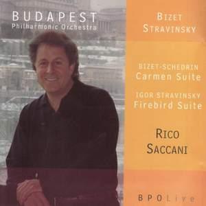 Bizet-Schedrin - Carmen Suite & Stravinsky - Firebird Suite