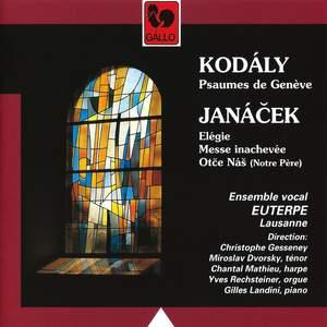 Janáček & Kodaly: Choral works