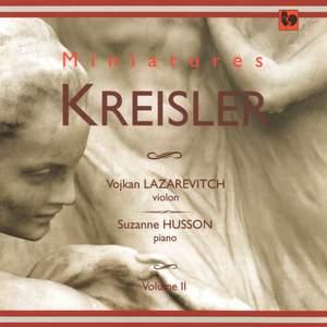 Fritz Kreisler: Miniatures