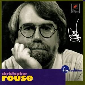 Christopher Rouse: Symphony No. 1 & Phantasmata Product Image