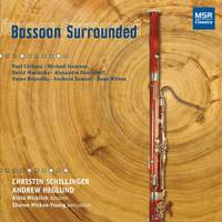 Bassoon Surround: 20th Century Music for Bassoon and Percussion
