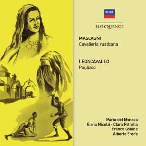 Mascagni Cavalleria rusticana & Leoncavallo Pagliacci