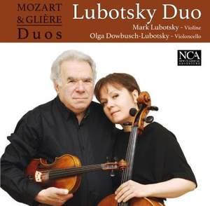 Mozart & Glière: Duos