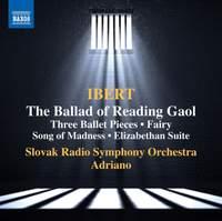 Ibert: The Ballad of Reading Gaol