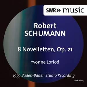 Schumann: Novelletten (8), Op. 21