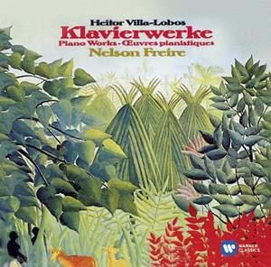 Villa-Lobos: Piano Works