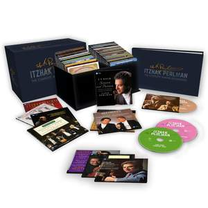 Itzhak Perlman - The Complete Warner Recordings Product Image