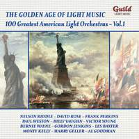GALM 130: 100 Greatest American Light Orchestras