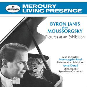 Byron Janis plays Moussorgsky: Pictures At An Exhibition