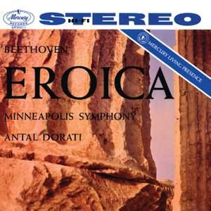 Beethoven: Symphony No. 3 in E flat major, Op. 55 'Eroica'