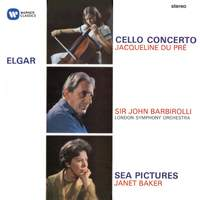 Elgar: Cello Concerto and Sea Pictures (recorded 1963/65)