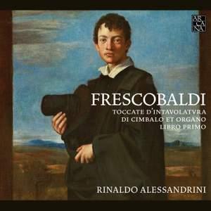 Frescobaldi: Toccate d'intavolatura di cimbalo et organo, libro primo (Rome, 1637) Product Image