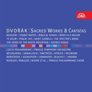 Dvorak: Sacred Works & Cantatas
