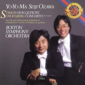 Strauss: Don Quixote & Schoenberg: Concerto