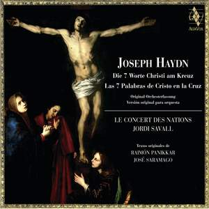 Haydn : The 7 Last Words Of Christ On The Cross Product Image