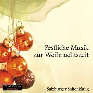 Festliche Musik zur Weihnachtszeit / Christmas