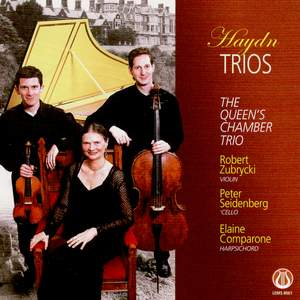 Haydn Trios - The Queen's Chamber Trio
