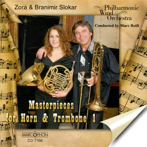 Masterpieces for Horn and Trombone 1