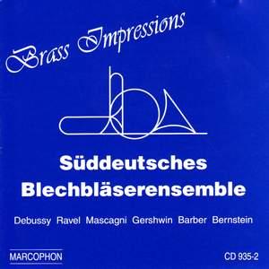 Brass Impressions