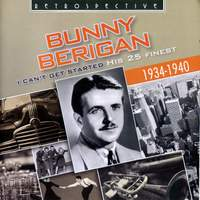 Bunny Berigan: I Can't Get Started