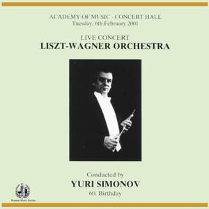 Liszt: Mazeppa & Wagner: extracts from Die Walkure, Götterdämmerung & Lohengrin
