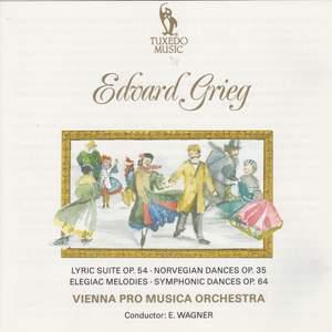 Grieg: Lyric Suite & Norvegian Dances