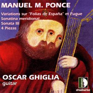 Ponce: Guitar Collection, Vol. 3