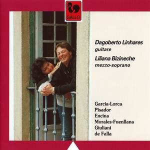 Garcia-Lorca - Pisador - Encina - Giuliani - de Falla