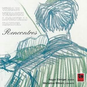 Vivaldi - Veracini - Locatelli - Handel