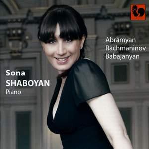 Abramyan, Rachmaninov & Babajanyan: Piano Music